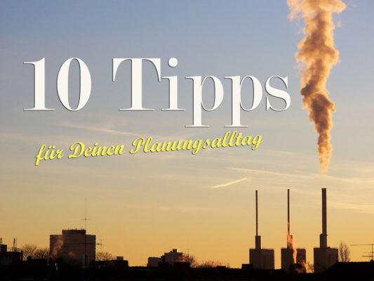 MemoMe. Planer 10 Tipps