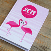 MemoME. Planer 2018 Flamingo