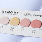 MemoMe Index Sticker orange