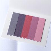 MemoMe Bookmark Sticker lila