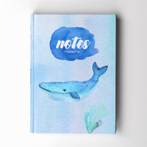 MemoMe notes Underwater Love
