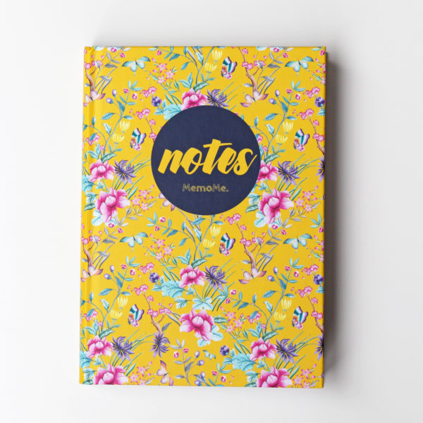 MemoMe notes millefleurs
