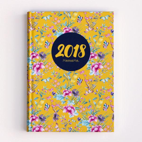 MemoME. Planer 2018 Millefleurs