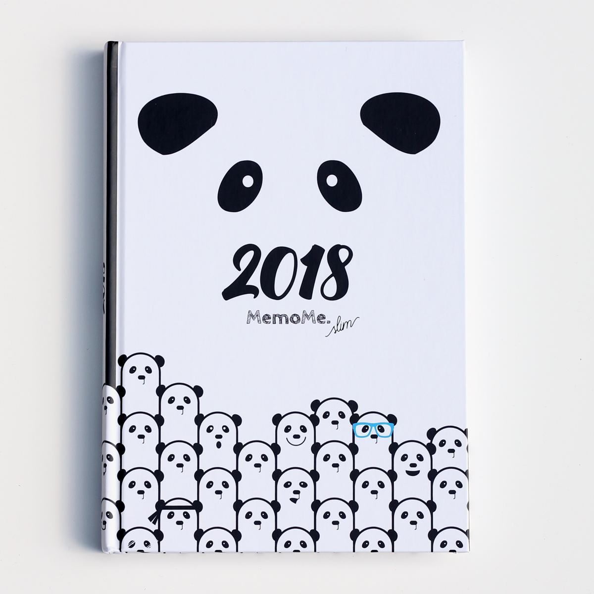 MemoME. Planer Panda slim