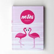 MemoMe notes Flamingo