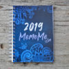 MemoMe Planer slim 2019