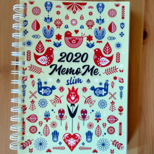 MemoMe Planer Slim 2020