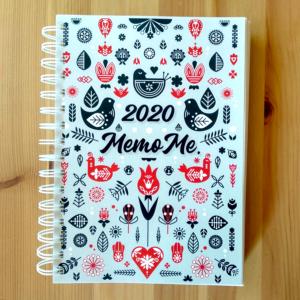 MemoMe Planer 2020 classic